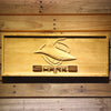 Cronulla-Sutherland Sharks Wooden Sign - Small - SafeSpecial