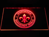 Darmstadt 98 LED Neon Sign - Red - SafeSpecial