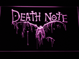 Death Note Ryuk LED Neon Sign - Purple - SafeSpecial