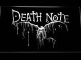 Death Note Ryuk LED Neon Sign - White - SafeSpecial