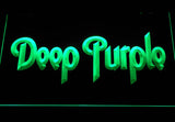 Deep Purple LED Neon Sign - Green - SafeSpecial