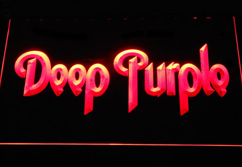 Deep Purple LED Neon Sign - Red - SafeSpecial
