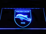 Delfino Pescara 1936 LED Neon Sign - Blue - SafeSpecial