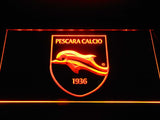 Delfino Pescara 1936 LED Neon Sign - Orange - SafeSpecial