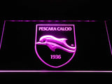 Delfino Pescara 1936 LED Neon Sign - Purple - SafeSpecial