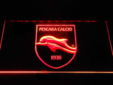 Delfino Pescara 1936 LED Neon Sign - Red - SafeSpecial