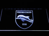 Delfino Pescara 1936 LED Neon Sign - White - SafeSpecial