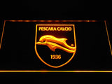Delfino Pescara 1936 LED Neon Sign - Yellow - SafeSpecial