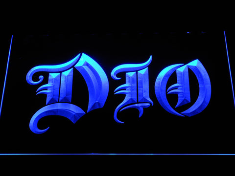 DIO LED Neon Sign - Blue - SafeSpecial