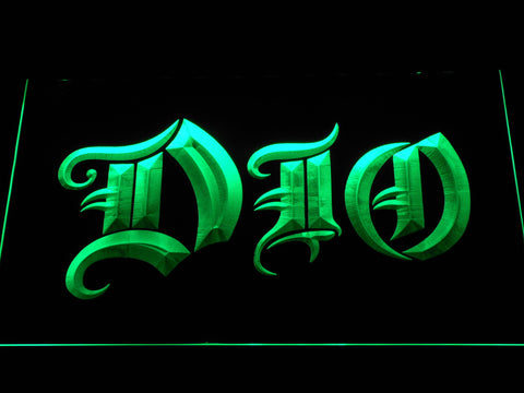Image of DIO LED Neon Sign - Green - SafeSpecial