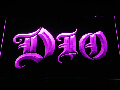 DIO LED Neon Sign - Purple - SafeSpecial
