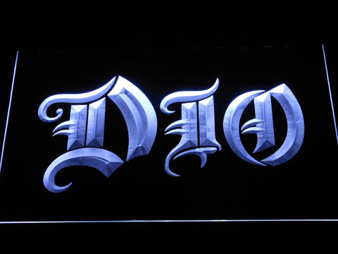 DIO LED Neon Sign - White - SafeSpecial