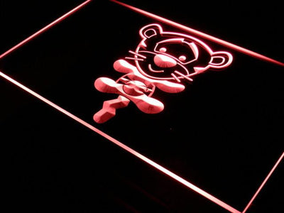 Disney Babies Tigger LED Neon Sign - Red - SafeSpecial