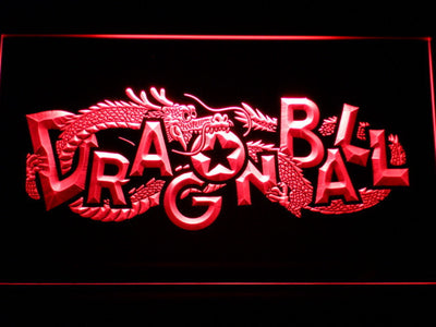 Dragon Ball LED Neon Sign - Red - SafeSpecial