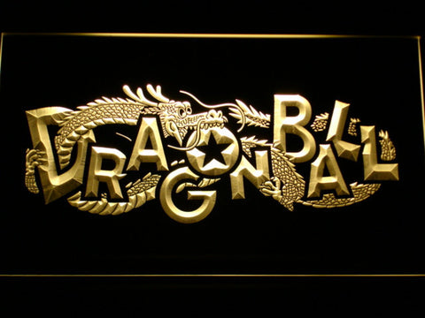 Dragon Ball LED Neon Sign - Yellow - SafeSpecial