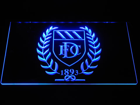 Image of Dundee F.C. LED Neon Sign - Blue - SafeSpecial