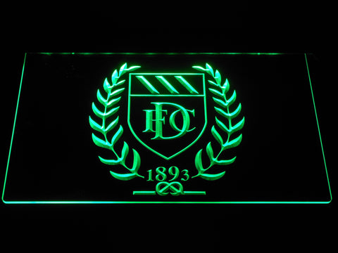 Image of Dundee F.C. LED Neon Sign - Green - SafeSpecial