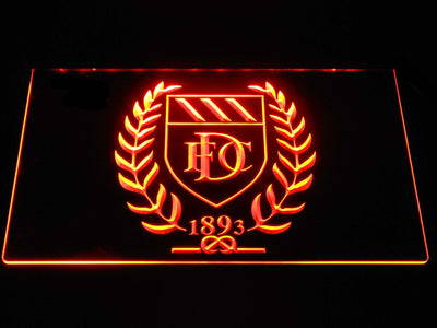 Dundee F.C. LED Neon Sign - Orange - SafeSpecial
