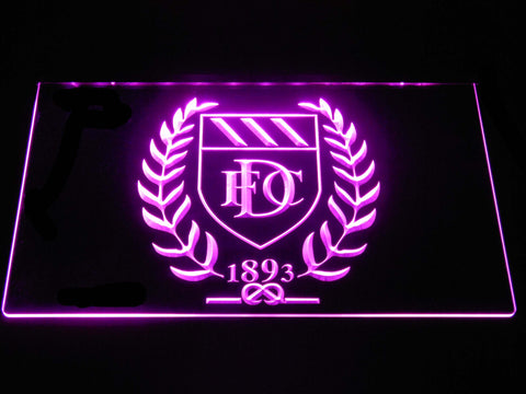 Image of Dundee F.C. LED Neon Sign - Purple - SafeSpecial