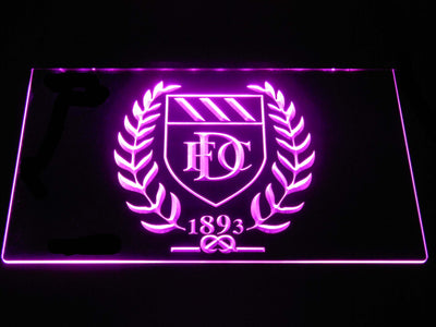 Dundee F.C. LED Neon Sign - Purple - SafeSpecial