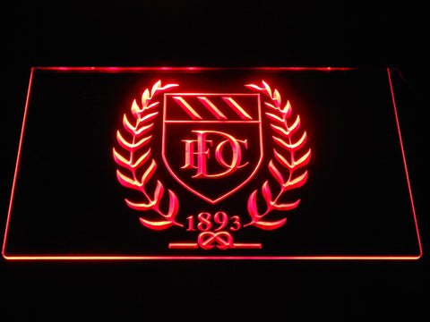 Image of Dundee F.C. LED Neon Sign - Red - SafeSpecial