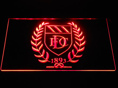 Dundee F.C. LED Neon Sign - Red - SafeSpecial