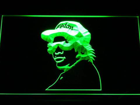Eazy E LED Neon Sign - Green - SafeSpecial