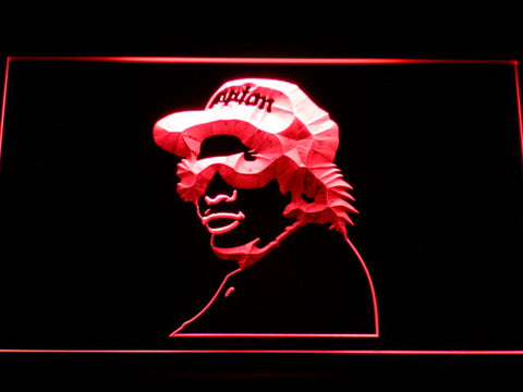 Eazy E LED Neon Sign - Red - SafeSpecial