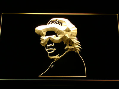 Eazy E LED Neon Sign - Yellow - SafeSpecial