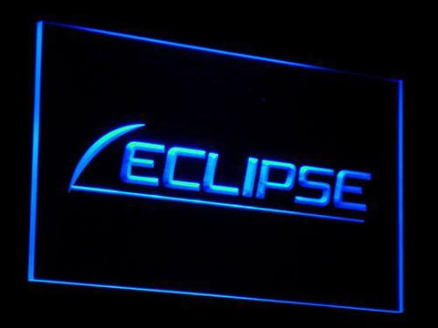 Eclipse LED Neon Sign - Blue - SafeSpecial