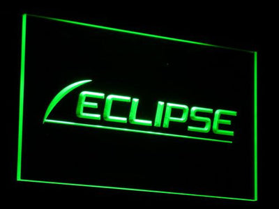 Eclipse LED Neon Sign - Green - SafeSpecial