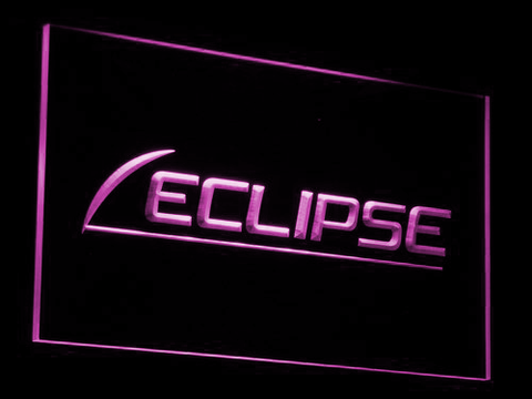Eclipse LED Neon Sign - Purple - SafeSpecial