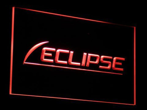 Eclipse LED Neon Sign - Red - SafeSpecial