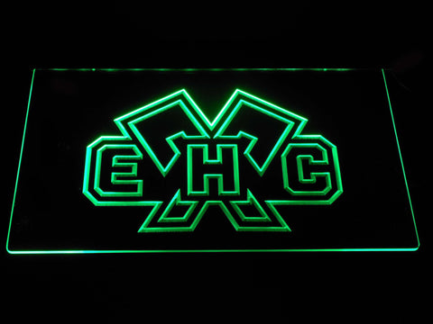 Image of EHC Biel LED Neon Sign - Green - SafeSpecial