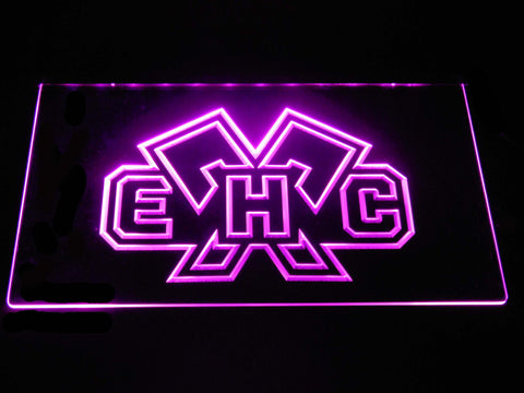 Image of EHC Biel LED Neon Sign - Purple - SafeSpecial