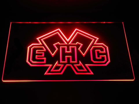 Image of EHC Biel LED Neon Sign - Red - SafeSpecial
