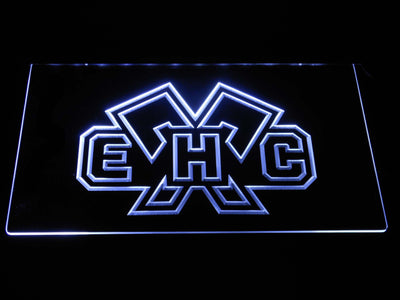 EHC Biel LED Neon Sign - White - SafeSpecial