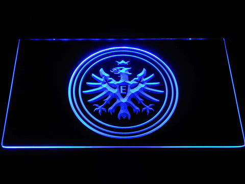 Eintracht Frankfurt LED Neon Sign - Blue - SafeSpecial