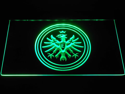 Eintracht Frankfurt LED Neon Sign - Green - SafeSpecial