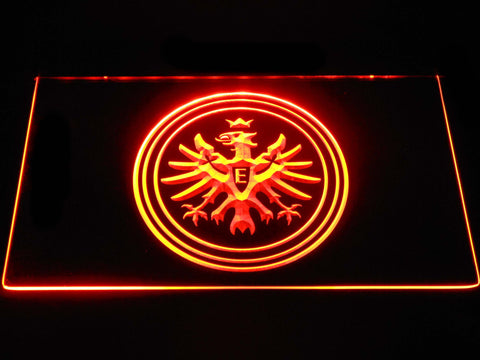 Eintracht Frankfurt LED Neon Sign - Orange - SafeSpecial
