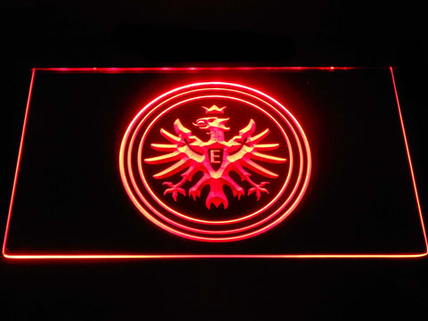 Eintracht Frankfurt LED Neon Sign - Red - SafeSpecial