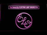 Electric Light Orchestra The Essential LED Neon Sign - Purple - SafeSpecial