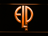 Emerson, Lake & Palmer LED Neon Sign - Orange - SafeSpecial
