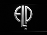 Emerson, Lake & Palmer LED Neon Sign - White - SafeSpecial