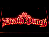 Five Finger Death Punch Gothic LED Neon Sign - Red - SafeSpecial