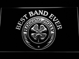 Flogging Molly Best Band Ever LED Neon Sign - White - SafeSpecial