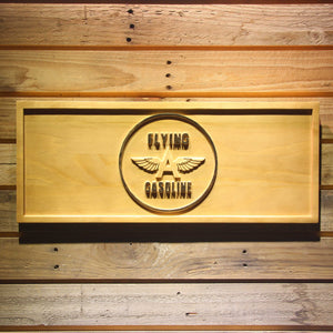 Flying A Gasoline Wooden Sign - Small - SafeSpecial
