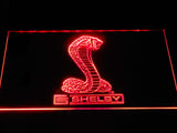 Ford Shelby LED Neon Sign - Red - SafeSpecial