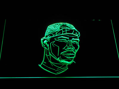 Frank Ocean LED Neon Sign - Green - SafeSpecial
