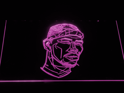 Frank Ocean LED Neon Sign - Purple - SafeSpecial